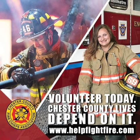 fire company volunteers